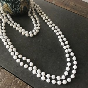 Jewelry - Faux Pearl Necklace Bundle